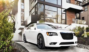 Chrysler 300C automobiliai  HD wallpaper