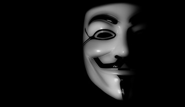 Anonymous expect us guy fawkes black legion HD wallpaper