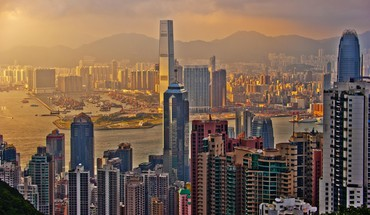 China hong kong cityscapes landscapes HD wallpaper