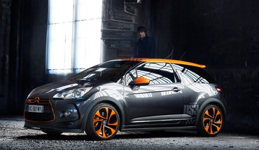 Citroën «n DS3 voitures  HD wallpaper