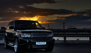 Hdr photography range rover cars HD wallpaper