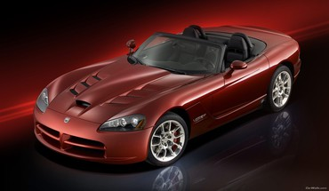 Dodge-Viper SRT10 Autos  HD wallpaper