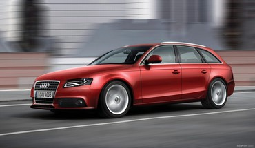 Audi a4 german cars avant HD wallpaper