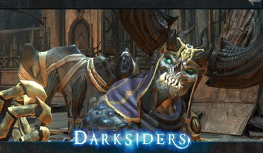 Video games fantasy art darksiders 2 HD wallpaper