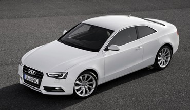 Audi blanc  HD wallpaper