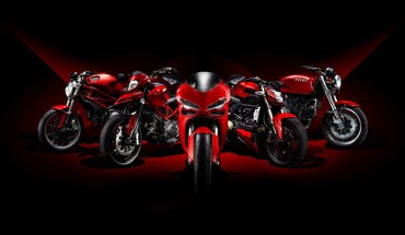 Ducati black background motorbikes vehicles HD wallpaper