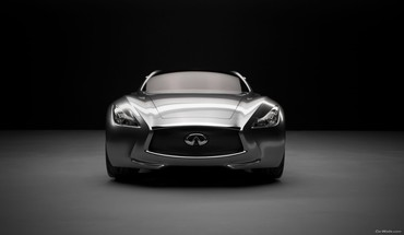 Infiniti essence concept cars front view HD wallpaper