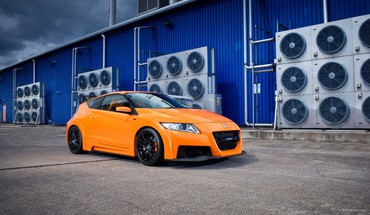 Honda CRZ Mugen RR automobilius transporto HD wallpaper