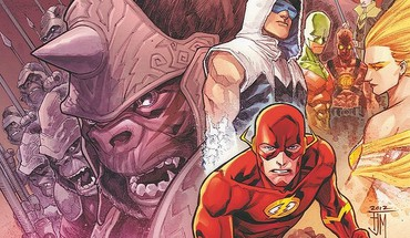 Dc comics flash comic hero HD wallpaper