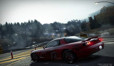 Need for speed world cars video games HD wallpaper