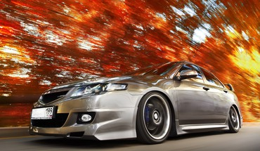 Honda Accord автомобилей тюнинг  HD wallpaper