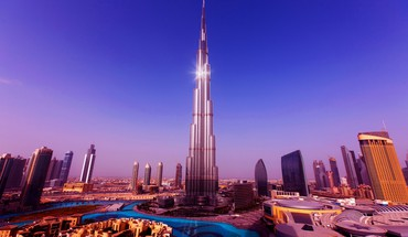 Dubai tower HD wallpaper