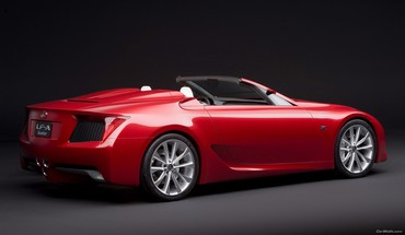 Lexus automobiliai Roadster  HD wallpaper