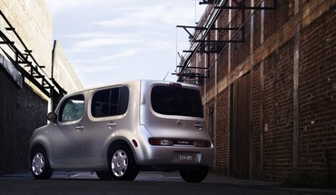 Nissan cube HD wallpaper