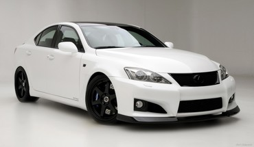 Isf lexus is cars HD wallpaper