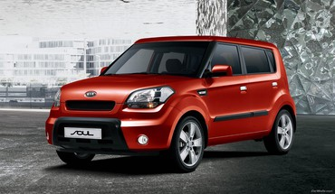 Kia cars soul HD wallpaper