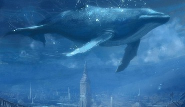 Animals artwork fantasy art futuristic underwater HD wallpaper