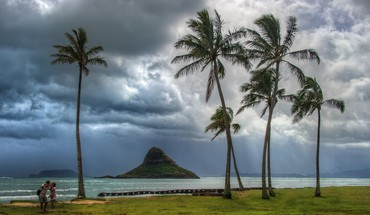 Water hawaii oahu trey ratcliff HD wallpaper