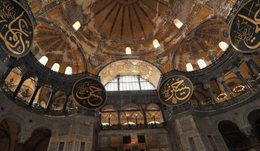 Hagia Sophia mečetės  HD wallpaper