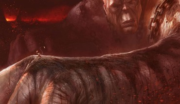 God of war kratos HD wallpaper