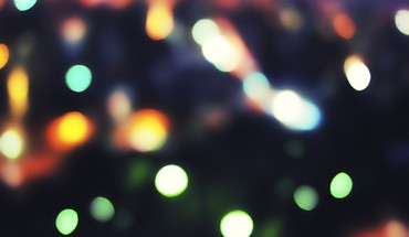 Abstract blurred bokeh gaussian blur HD wallpaper
