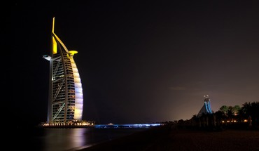 įkėlė SG Dubai Burj Al Arab  HD wallpaper
