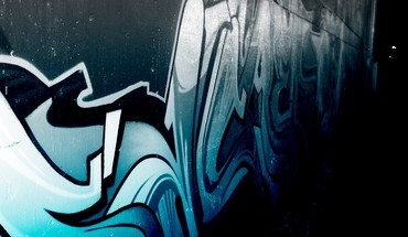 Artistic graffiti streetart HD wallpaper