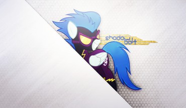 My little pony: friendship is magic shadowbolts HD wallpaper