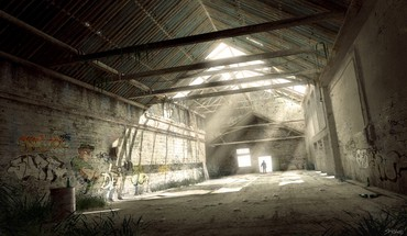 Artwork ruines Graffiti  HD wallpaper