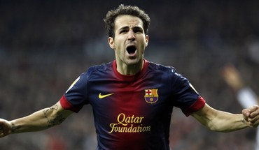 Soccer barcelona spanish barca football player fabregas HD wallpaper