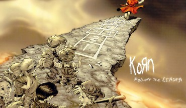 Korn Album-Cover  HD wallpaper