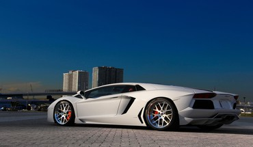 Cars lamborghini vehicles HD wallpaper