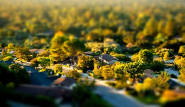 Tilt-Shift  HD wallpaper