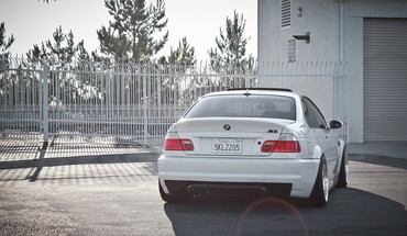 Bmw e46 m3 Autos Luxus Sport  HD wallpaper