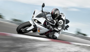 Competition motorbikes races skyscapes speed HD wallpaper
