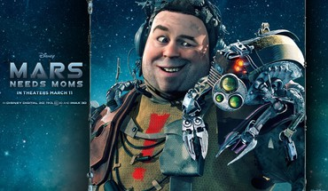Mars needs moms cartoons HD wallpaper
