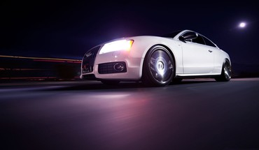 Audi s5 luxury sport cars white HD wallpaper