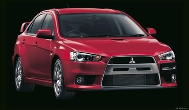 Evo X Lancer Mitsubishi automobiliai HD wallpaper