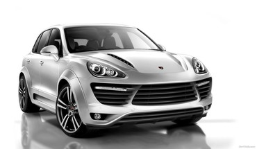 Porsche cars cayenne HD wallpaper