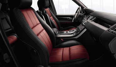 Land rover limited edition range interior HD wallpaper