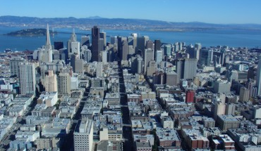 paysages urbains de San francisco Centre-ville  HD wallpaper