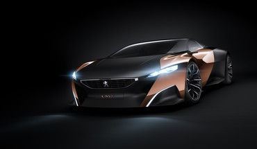 Cars concept peugeot onyx HD wallpaper