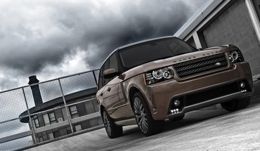 Cosworth Range Rover automobiliams  HD wallpaper