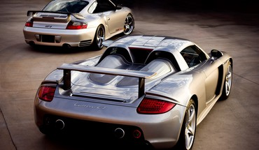 Porsche 911 996 gt2 carrera gt cars HD wallpaper