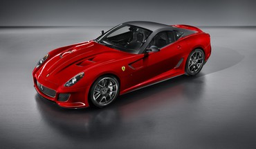 Ferrari 599 gto cars front angle view HD wallpaper