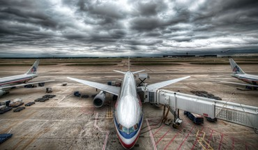 American airlines hdr photography aircraft airports HD wallpaper