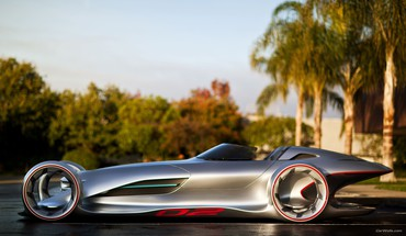 Mercedesbenz arrows cars lightning side view HD wallpaper