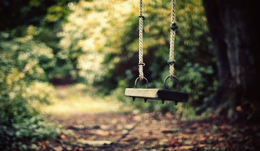 Swings HD wallpaper