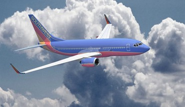 Aircraft airliners southwest airlines boeing 737-700 HD wallpaper