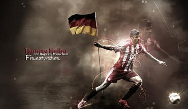 Soccer stars bayern football player HD wallpaper